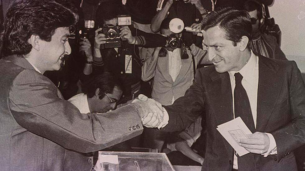 Cuarenta años de las primeras elecciones democráticas