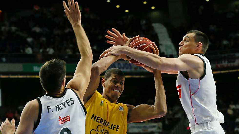 Baloncesto - Liga ACB. Play Off. Cuartos de final: Real Madrid-Herbalife Gran Canaria