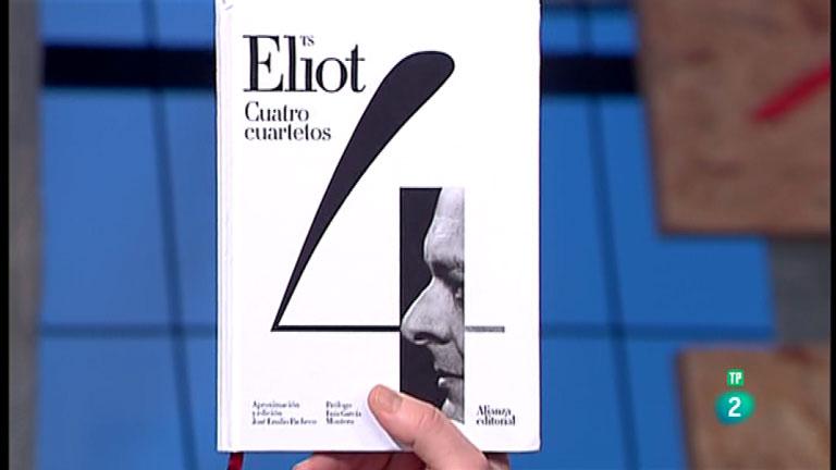 La Aventura del Saber. Libros recomendados: Cuatro cuartetos de T.S. Eliot