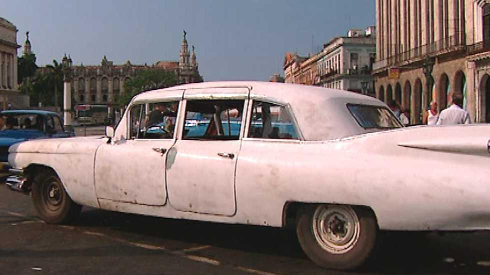 Paraísos cercanos - Cuba, directa al corazón