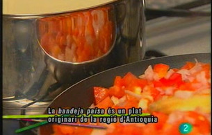 Els nous catalans - La cuina: Colòmbia, la bandeja paisa