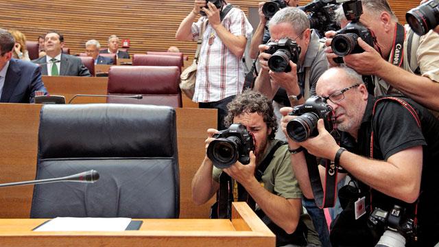 Dos cargos de la Generalitat valenciana se declaran culpables de cohecho impropio