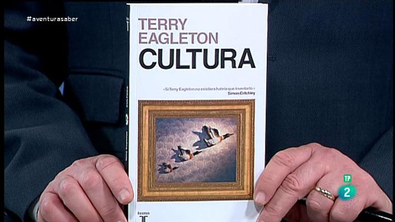 La Aventura del Saber. TVE. Sección 'Libros recomendados'. Cultura. Terry Eagleton.