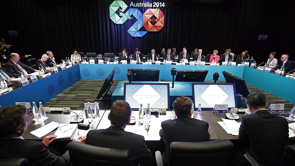 La lucha contra el Estado Islámico y la crisis en Ucrania, en la agenda de la cumbre del G-20