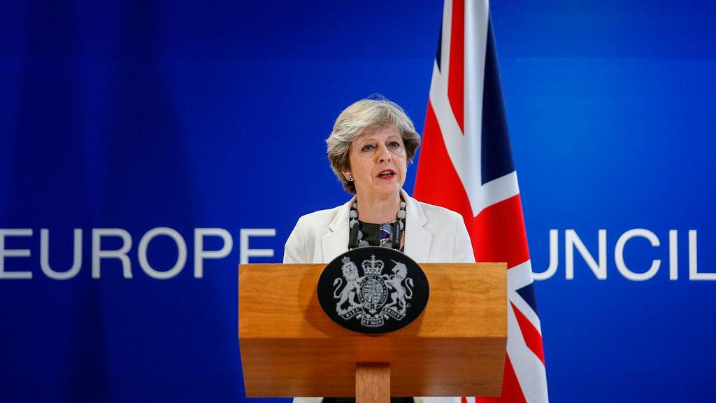 La cumbre europea constata el estancamiento de las negociaciones sobre el 'Brexit'
