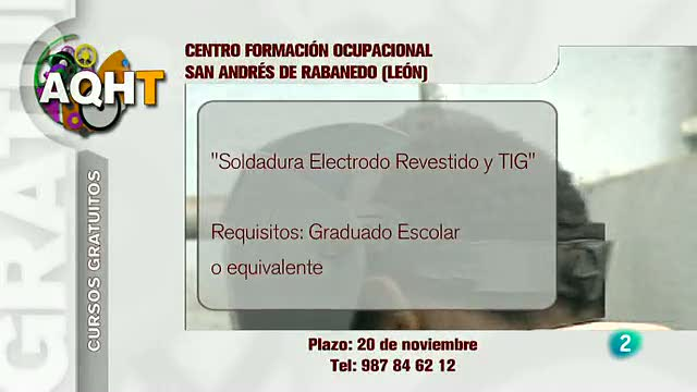 Cursos GRATIS con prácticas y certificado de profesionalidad