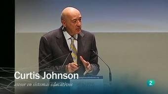 Redes - entrevista a Curtis Johnson, asesor educativo