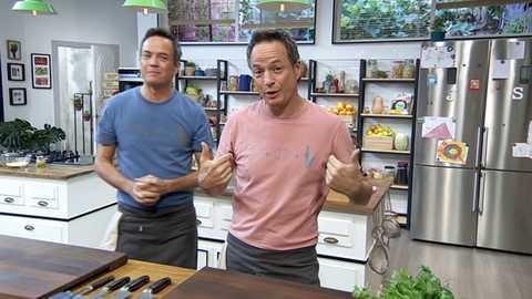 Torres en la cocina - Cuscús de brócoli y alitas de pavo a los 101 ajos