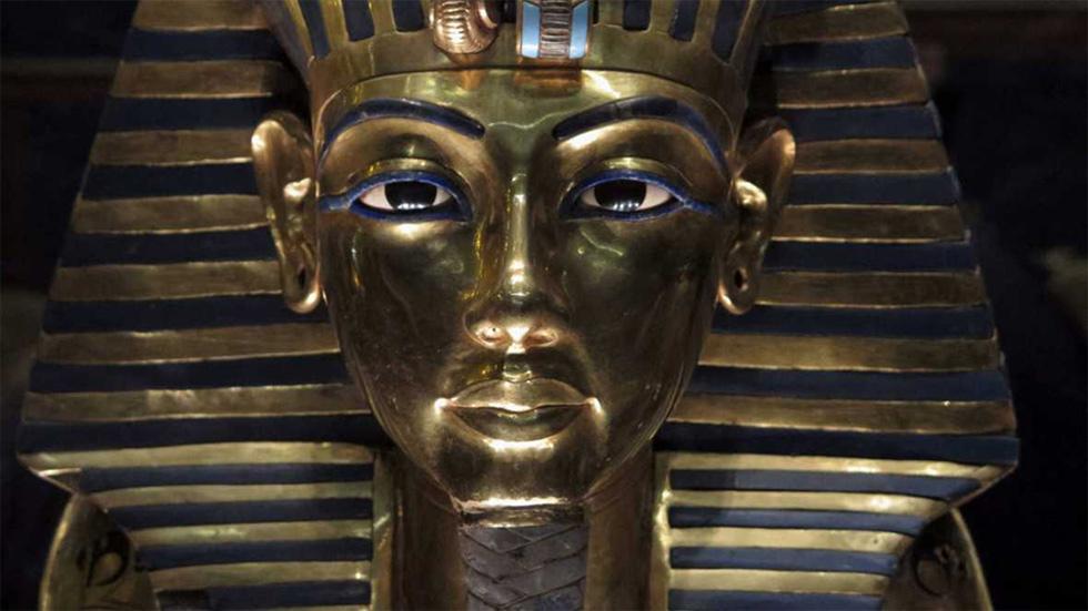 Una de las dagas encontrada en la tumba de Tutankamón procede de un meteorito