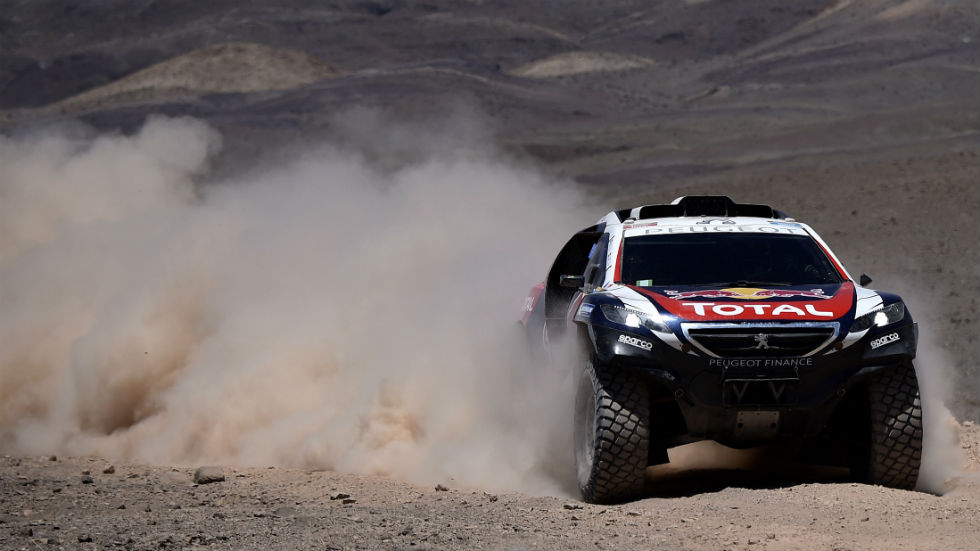 Dakar 2015: Los secretos del nuevo Peugeot de Carlos Sainz