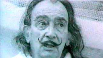 Arxiu TVE Catalunya - Dalí 1904 - 1989 - Sí No - Entrevista a Dalí