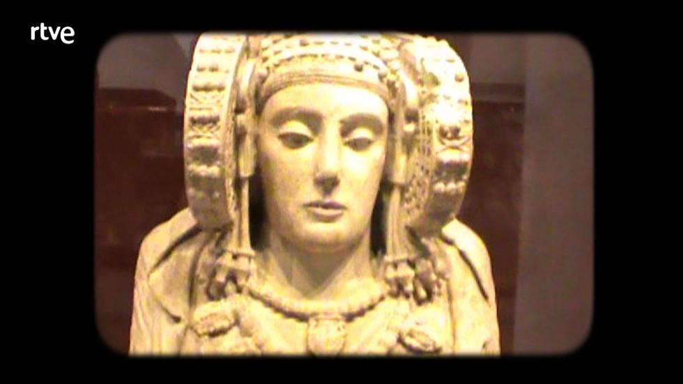 La mitad invisible - La dama de Elche - avance