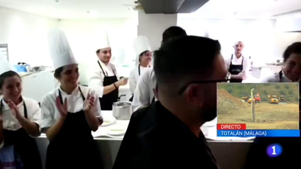 Dani García es el cocinero del año