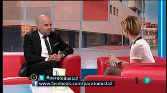 Para Todos La 2 - Entrevista - Daniel Ordás, Suiza
