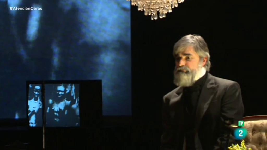 Atención Obras - Darío Facal y su versión teatral de ¿El corazón de la tinieblas?