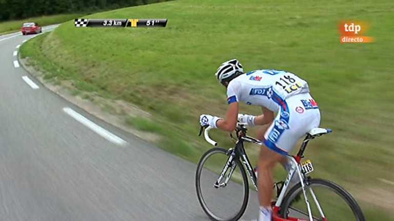 Ciclismo - Dauphiné Liberé. Quinta etapa - 08/06/12