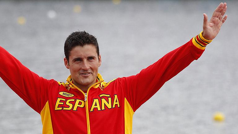 David Cal, leyenda del olimpismo español