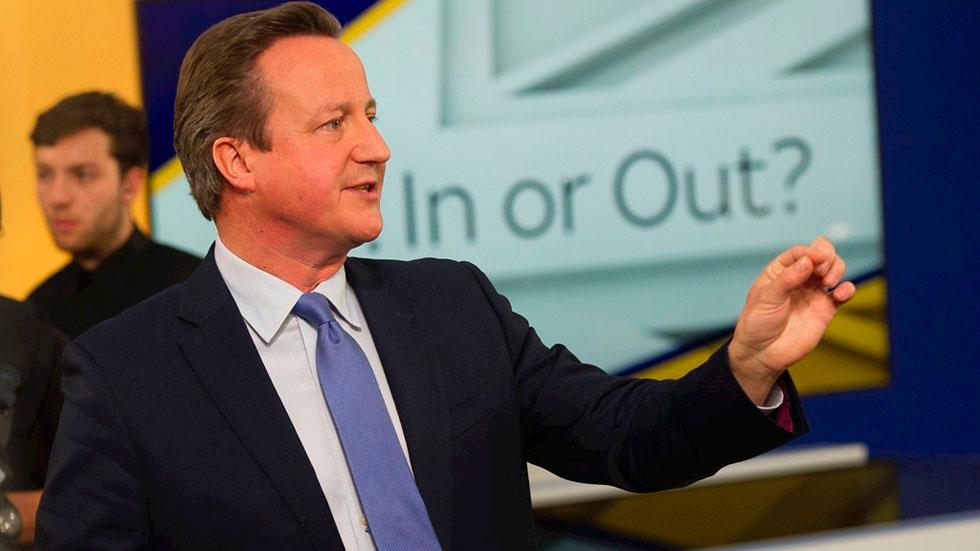 David Cameron responde a los ciudadanos en televisión sobre el 'Brexit'