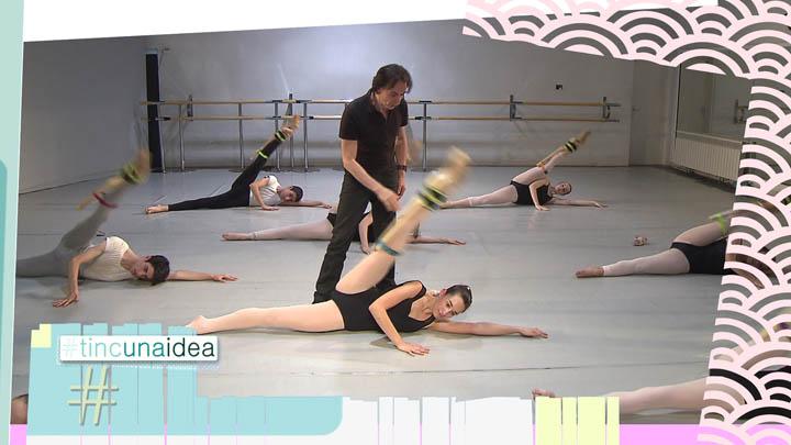 Tinc una idea - Persones - David Campos, coreògraf i empresari