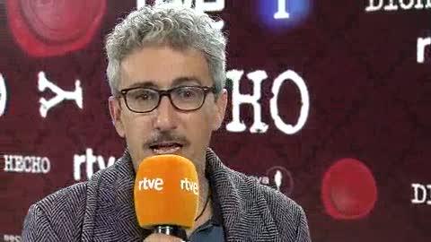 David Fernández (Rodolfo Chikilicuatre), representante de España en Moscú 2008