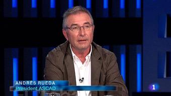 El Debat de La 1 - Andres Rueda