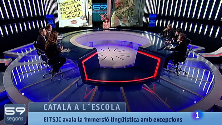 59 segons -  Debat actualitat