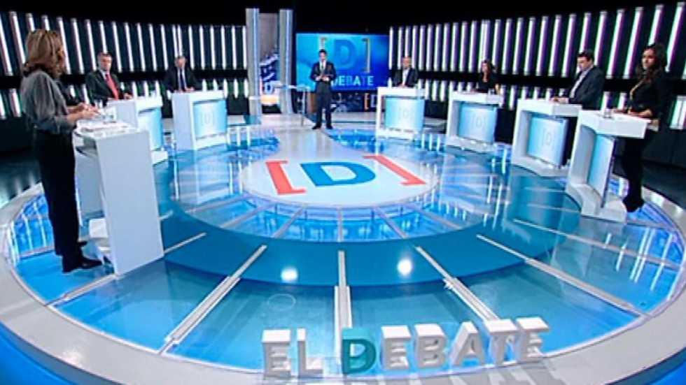 El debate de La 1 - 02/12/15