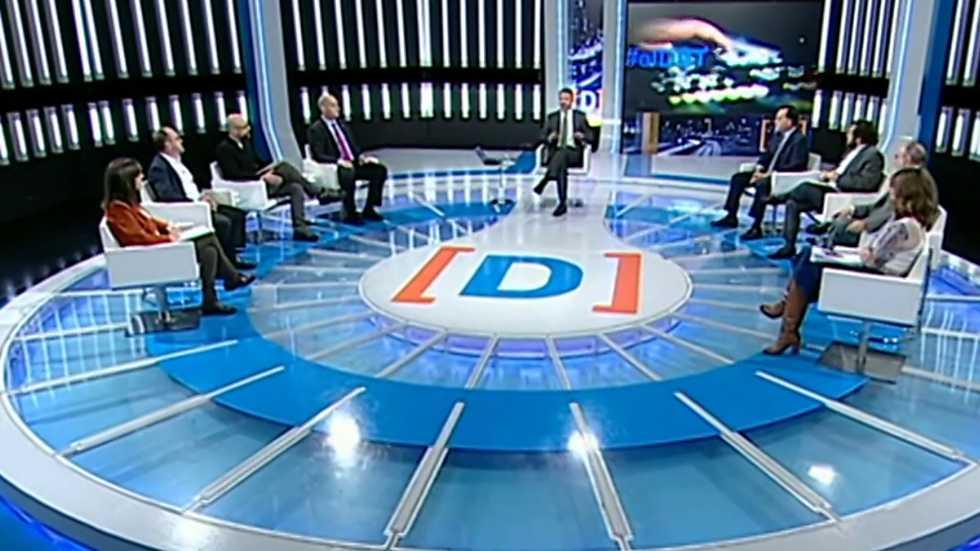 El debate de La 1 - 08/02/17