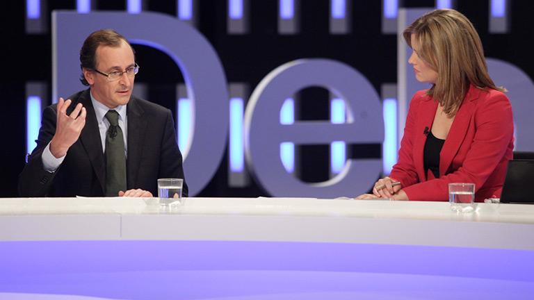 El debate de La 1 - 11/04/12