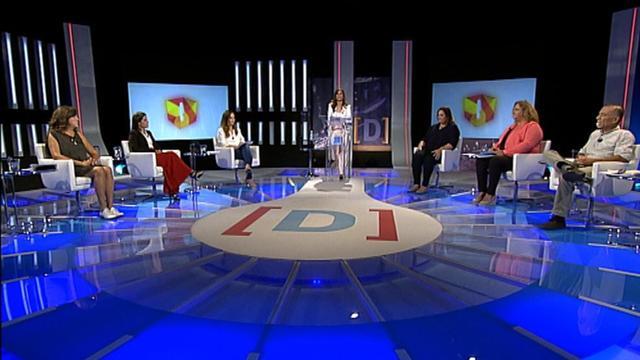 El Debate de La 1 Canarias - 16/06/2016