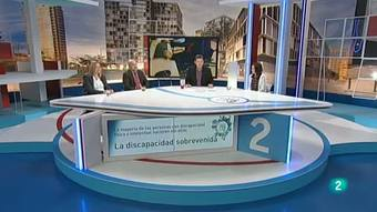 Para Todos La 2 - Debate - La discapacidad sobrevenida