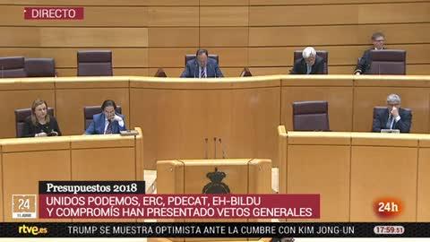 Especial informativo - Debate de enmiendas a los Presupuestos Generales del Estado - 11/06/18 (2)