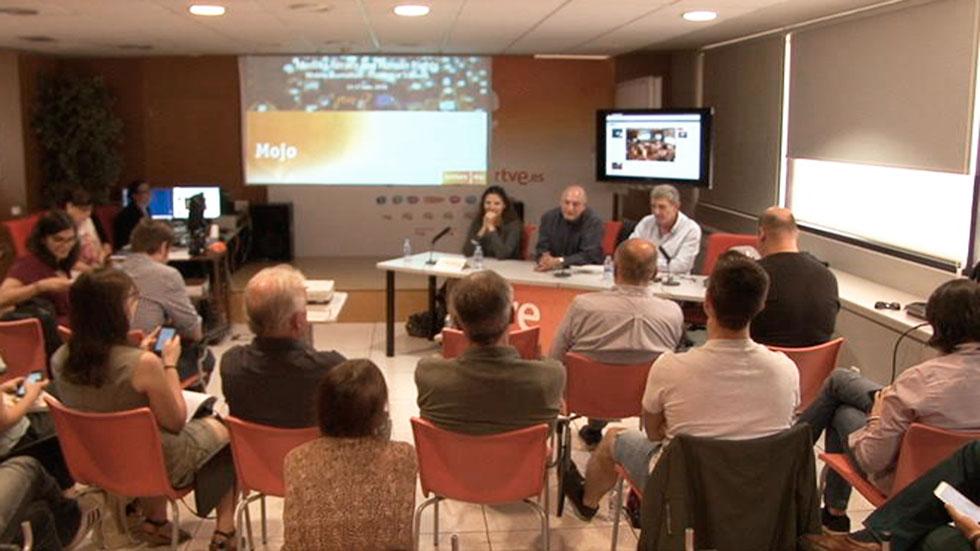 """OI2 - Debate final del seminario """"Mobile Journalism"""""""