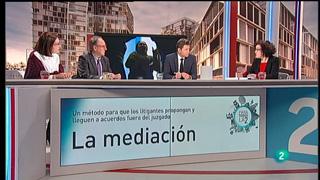 Para Todos La 2 - Debate - La mediación