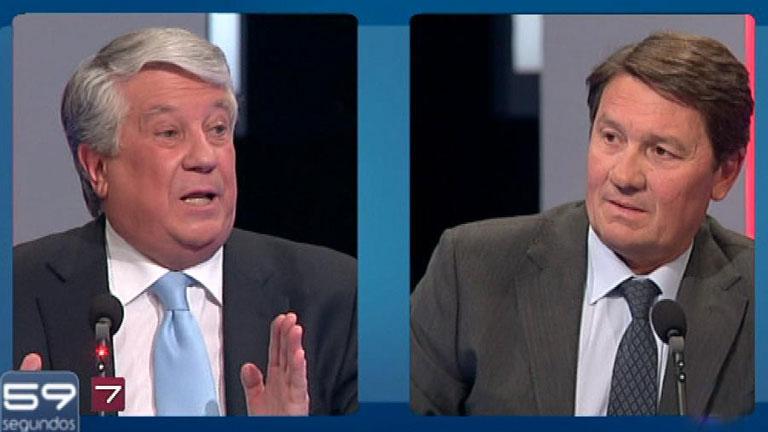 59 segundos - Debate sobre la reforma laboral