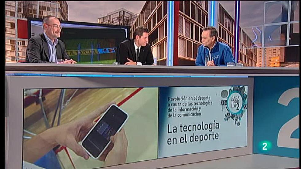 Para Todos La 2 - Debate - La tecnología en el deporte