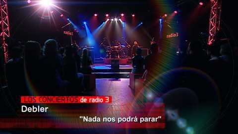 Los conciertos de Radio 3 - Debler