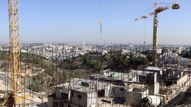 Indignación ante el anuncio israelí de la construcción de 1100 viviendas en Jerusalén Este