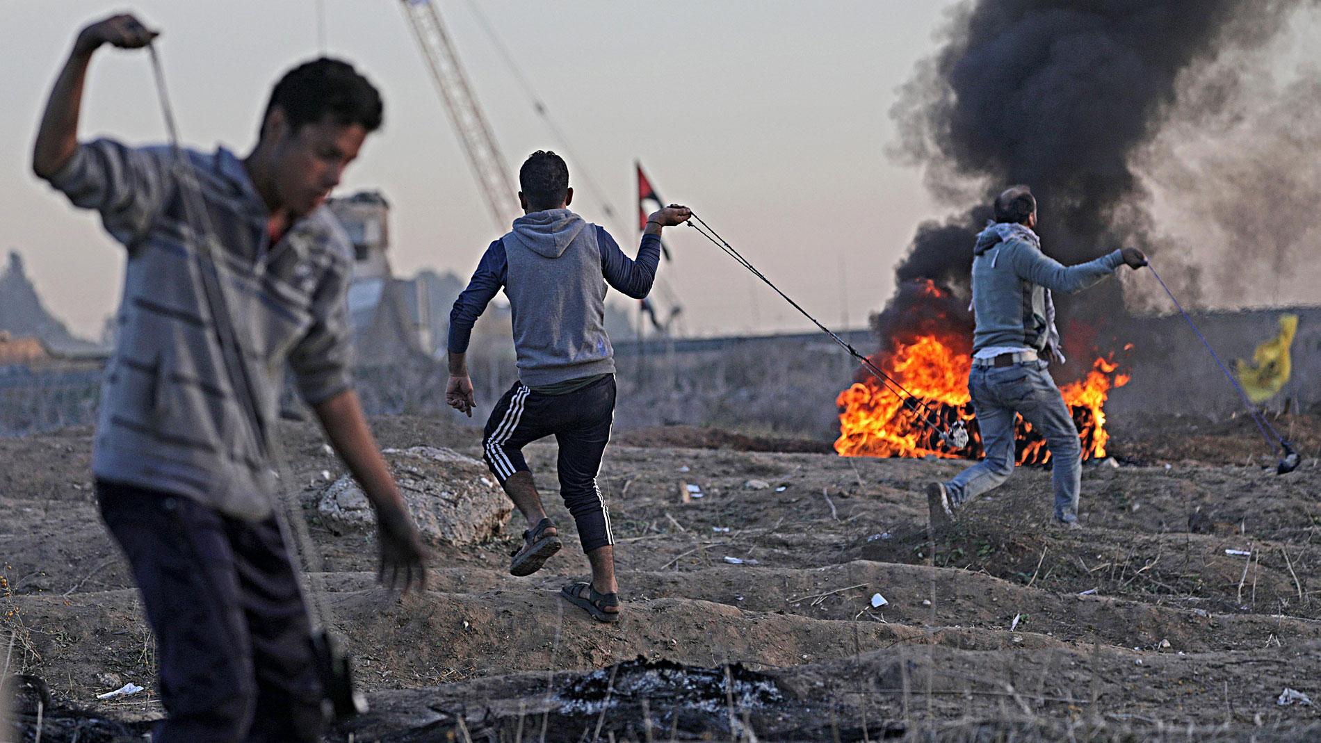 La decisión de Trump sobre Jerusalén sigue inflamando las protestas de los palestinos