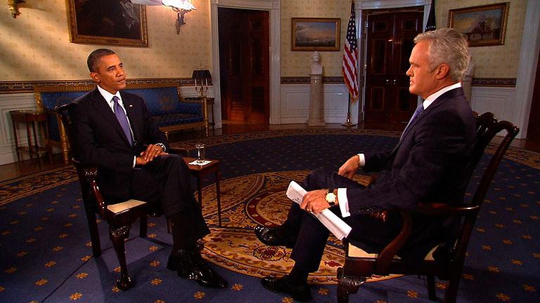 Obama prefiere una solución diplomática aunque está preparado para una represalia militar
