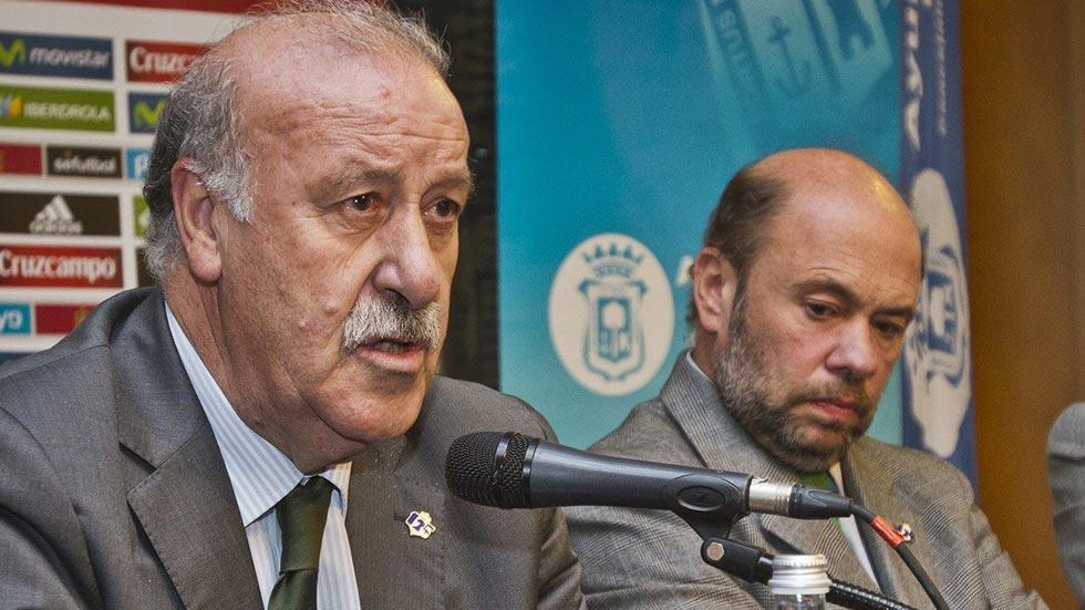 Del Bosque anunciará cambios, pero confía en Piqué