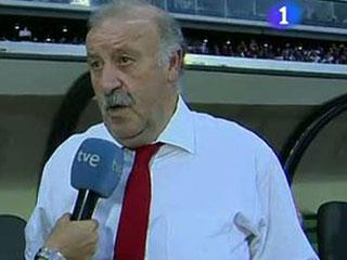 """Ver vídeo  'Del Bosque: """"Era importante acabar bien la temporada""""'"""