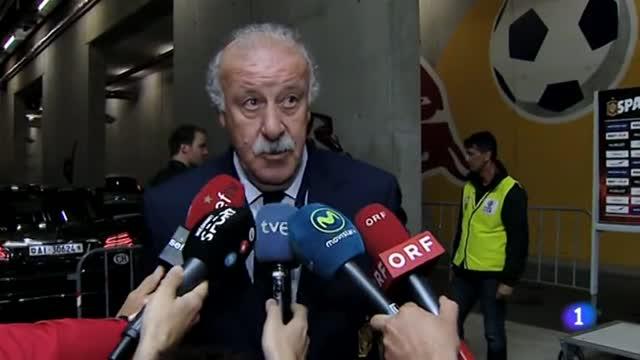 """Del Bosque: """"Es fundamental que el mediocampo funcione"""""""