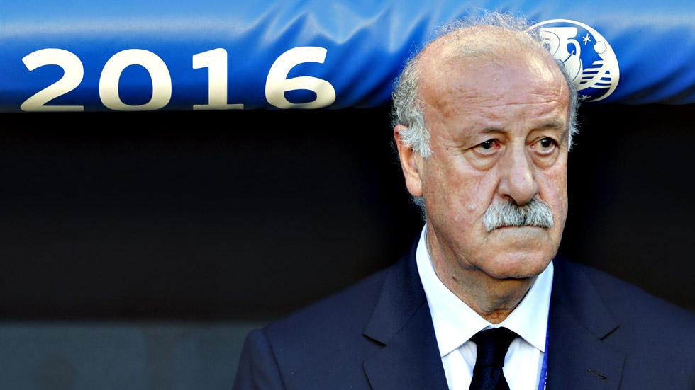 """Del Bosque: """"No supimos gestionar el final del partido"""""""