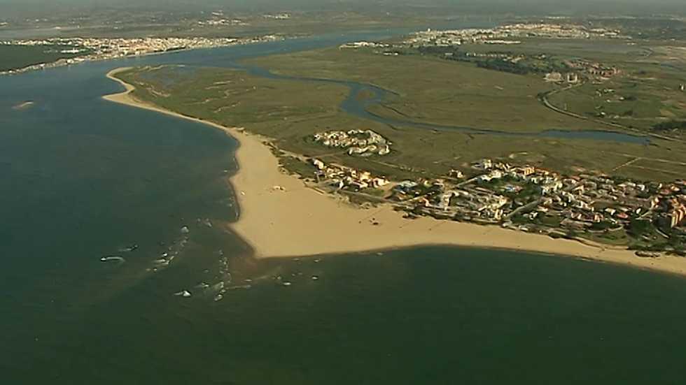 Las riberas del mar océano - Los deltas