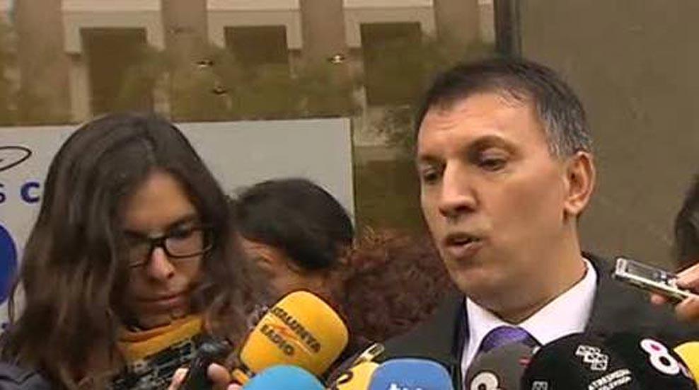 Los jueces demandan al Ministerio de Justicia por la sobrecarga de trabajo que soportan