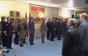 Hoy han tenido su primer reconocimiento oficial los miembros de la Unión Militar Democrática