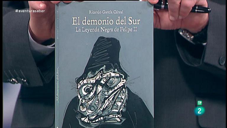La Aventura del Saber. TVE. Libros recomendados.'El demonio del sur'