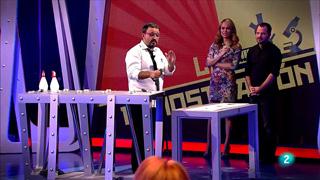 Órbita Laika - La demostración: ¿cómo funciona una bala y un cohete?