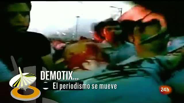 Demotix, periodismo en movimiento